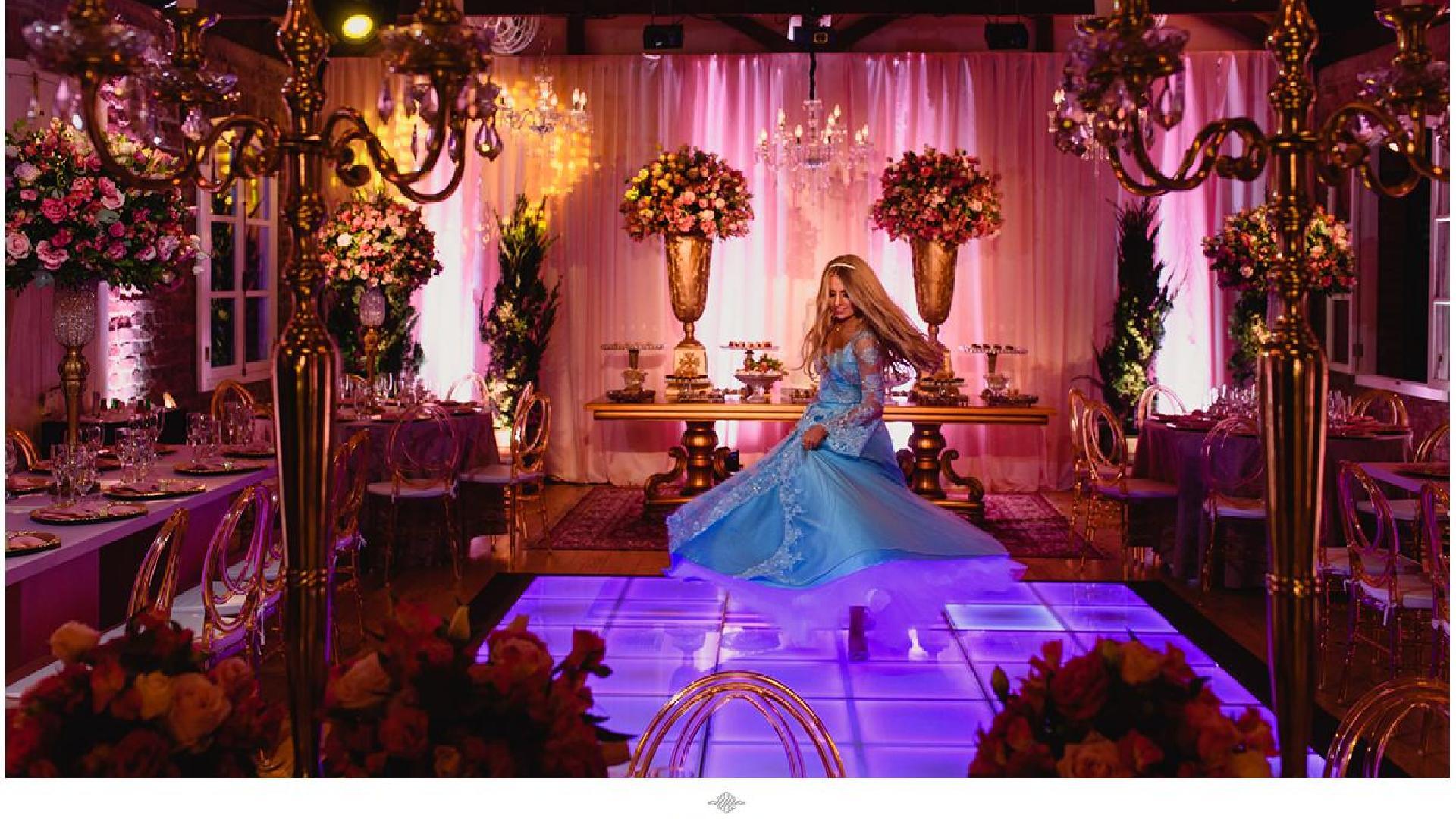 Foto do evento 15 Anos da Maria Vitória