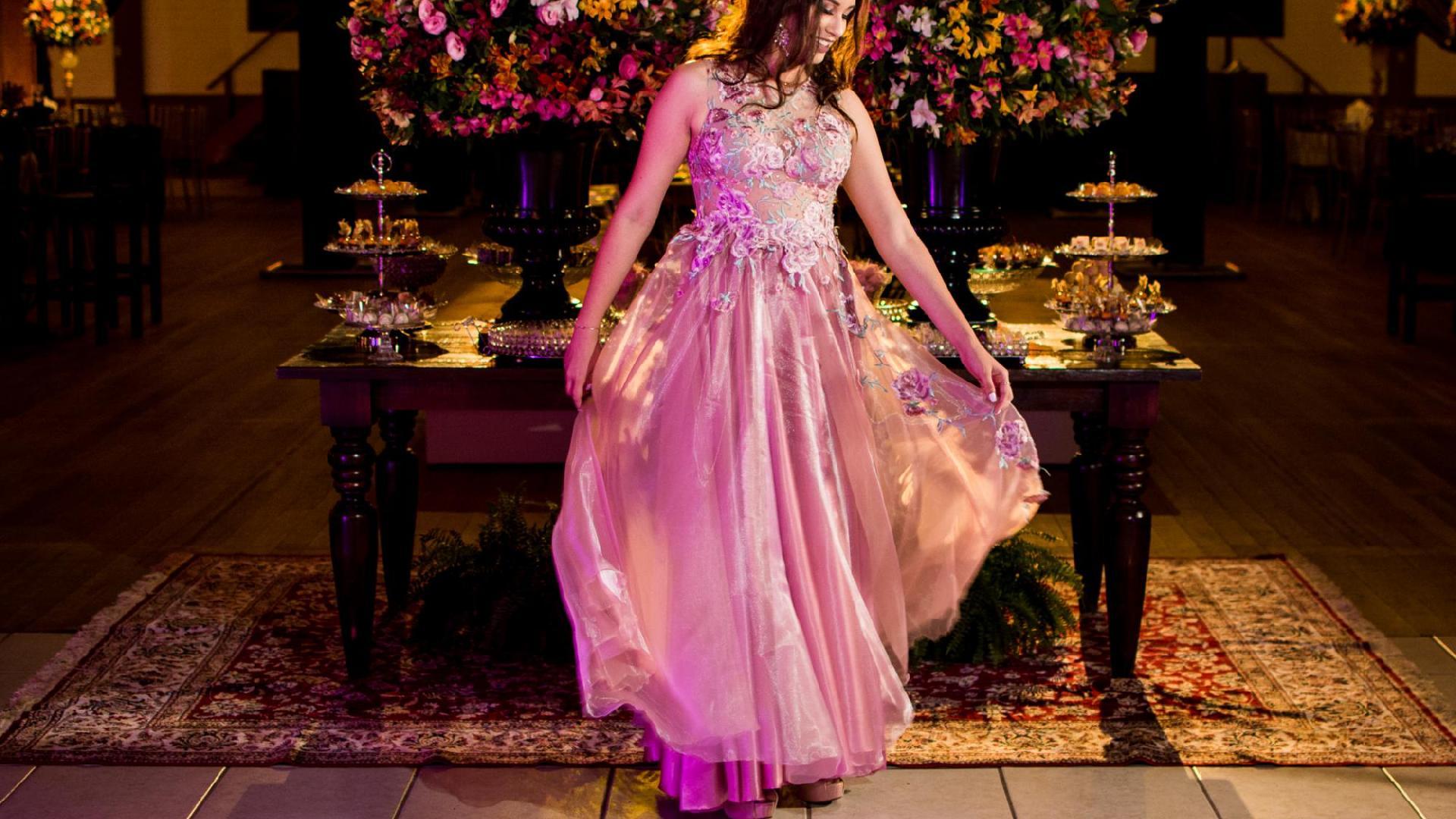 Foto do evento 15 anos da Valentina
